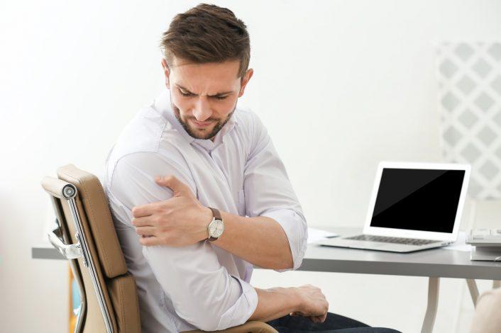 Linderung bei Schmerzen